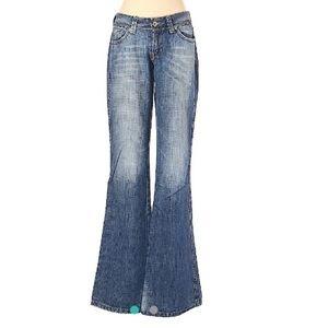 "Zara flare jean - size 4; 34"" inseam"